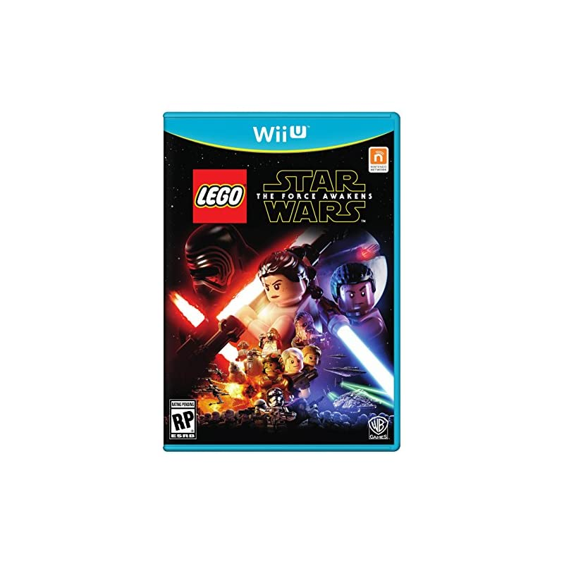LEGO Star Wars: The Force Awakens - Wii