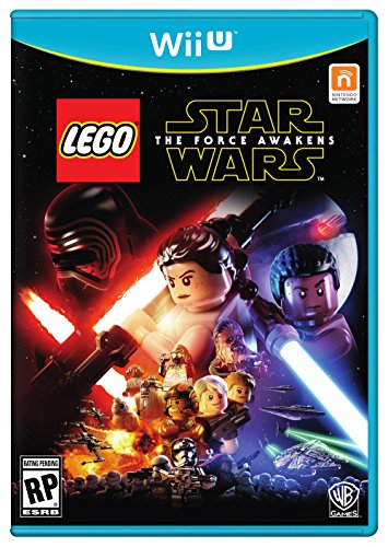LEGO Star Wars: The Force Awakens - Wii U Standard Edition