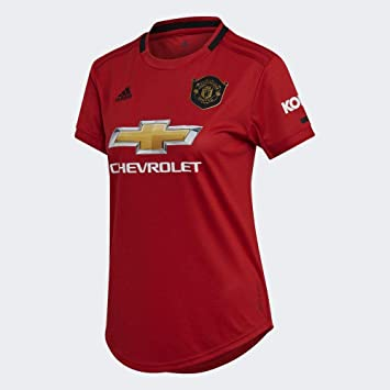 kuuma myynti aitoja kenkiä tavata Amazon.com: adidas Manchester United 2019/20 Womens Home ...