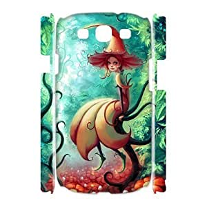 ALICASE Cover Case Fairy 3D Diy For Samsung Galaxy S3 I9300 [Pattern-1]