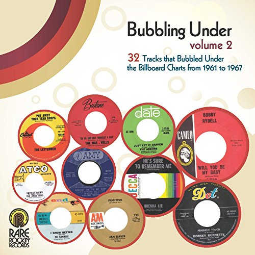 Bubbling Under 2 / Various