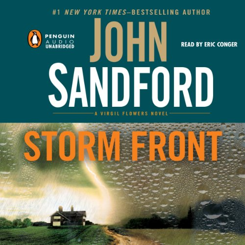 Storm Front: Virgil Flowers, Book 7