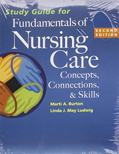 Pkg: Fund of Nsg Care 2e & Study Guide Fund of Nsg Care 2e by F.A. Davis Company