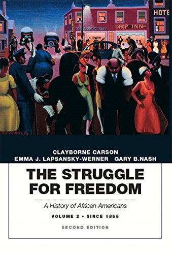 : Carson: The Struggle for Freedom_2 (2nd Edition)