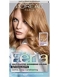 L'Oréal Paris Feria Permanent Hair Color, 73 Golden...