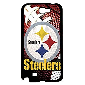 Pittsburgh Steelers Football Sports Hard Snap on Phone Case (Note 2 II)