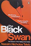 Front cover for the book The Black Swan: The Impact of the Highly Improbable by Nassim Nicholas Taleb