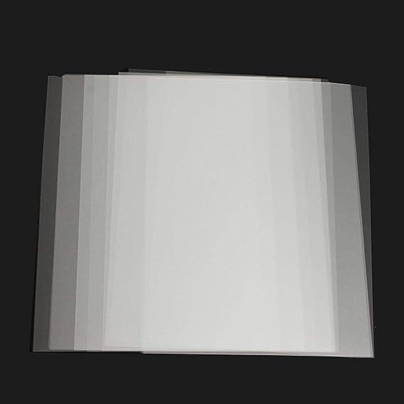 GIlH - Plantilla para impresora de inyección de tinta (20 unidades ...