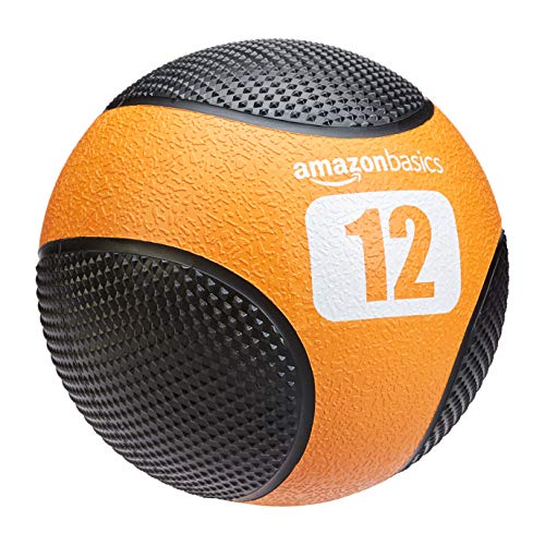 AmazonBasics Double Grip Type Medicine Ball