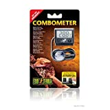 Exo Terra Digital Combination Thermometer/Hygrometer by Exo Terra
