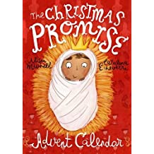 Christmas Promise Advent Calendar, The: Includes 25 full-colour stickers