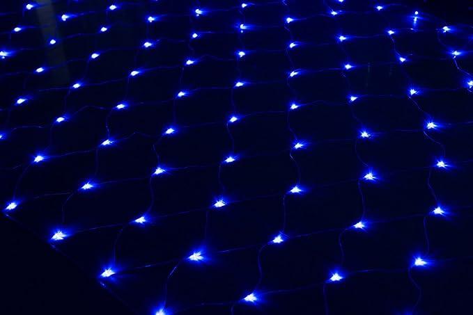Bloomwin filet tenda luminosa programmabile a led decoratica rete