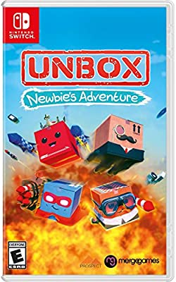 Amazon com: Merge Games Unbox Newbies Adventure - Nintendo