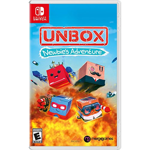 Merge Games Unbox Newbies Adventure - Nintendo Switch