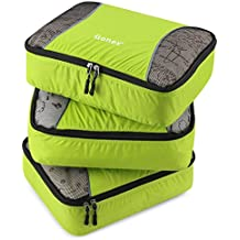 Packing Cubes 3 Set(M)/ 5 or 9 Set(XL/L/M/S/Shoe Bag)Luggage Travel Organizers