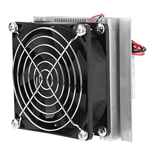 Mini 15L Thermoelectric Cooler Module Semiconductor Refrigeration Kit Water Cooling Device