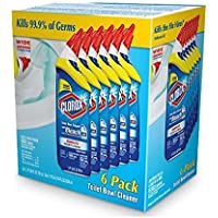 6-Pack Clorox Toilet Bowl Cleaner w/Bleach