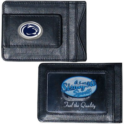 NCAA Penn State Nittany Lions Cash and Card Holder - Penn State Money Clip