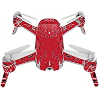 Skin For Yuneec Breeze 4K Drone – Bandana | MightySkins Protective, Durable, and Unique Vinyl Decal wrap cover | Easy To Apply, Remove, and Change Styles | Made in the USA