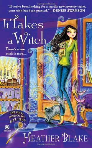 book cover of It Takes a Witch