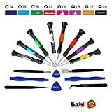 Kaisi 16-Piece Precision Screwdriver Set Repair Tool Kit...
