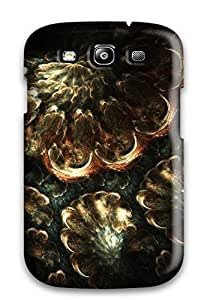 PzIesKp3417WsvHG Tpu Case Skin Protector For Galaxy S3 Classical Abstract With Nice Appearance
