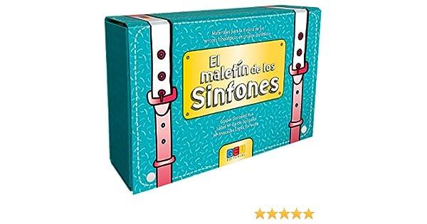 El Maletín de los Sinfones: Amazon.es: González Rus, Gaspar, García González, Isabel Mª, López Torrecilla, Mª Mercedes: Libros