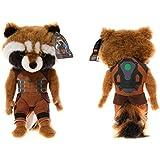 "Marvel Guardians of the Galaxy Rocket Raccoon 8"" Plush Toy"