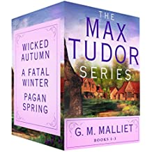 The Max Tudor Series, Books 1-3: Wicked Autumn, A Fatal Winter, Pagan Spring (A Max Tudor Novel)