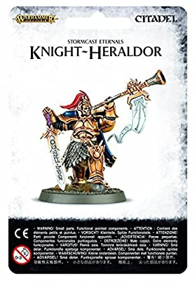Games Workshop Warhammer Stormcast Eternals Knight-Heraldor PLASTIC from Games Workshop