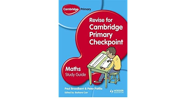 Amazon.com: Revise for Checkpoint Mathematics (Cambridge Primary ...