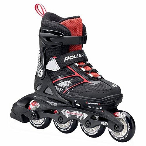 boys roller blades size 1 - 8