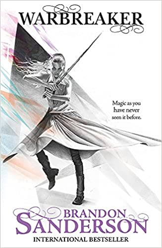 Image result for warbreaker cover
