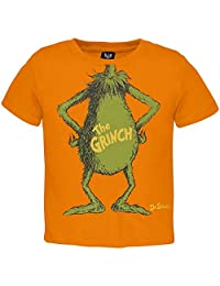 Dr. Seuss - I Am The Grinch Toddler Costume T-Shirt