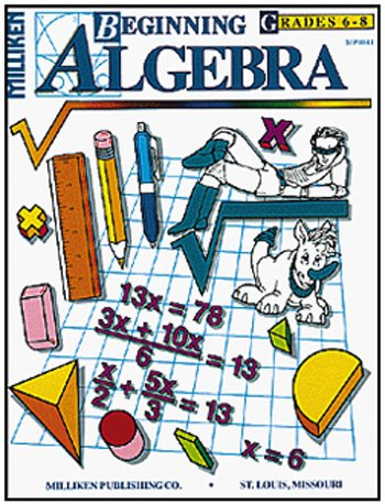 Beginning Algebra - With A Brands Beginning
