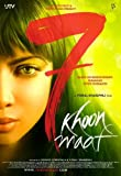 7 Khoon Maaf (New Hindi Film / Bollywood Movie / Indian Cinema DVD)