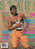 Stars Magazine - March 1991 - Rex Chandler l Brock Logan l Brett Winters l Adult Gay Male Interest