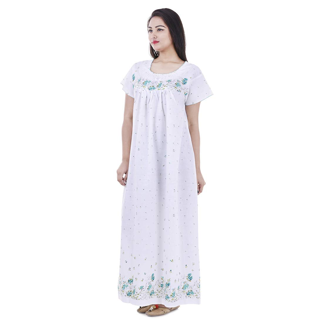 c7109390642 Indian Maxi Dresses Cotton