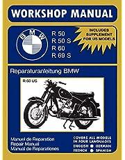 BMW Motorcycles Workshop Manual R50 R50S R60 R69S