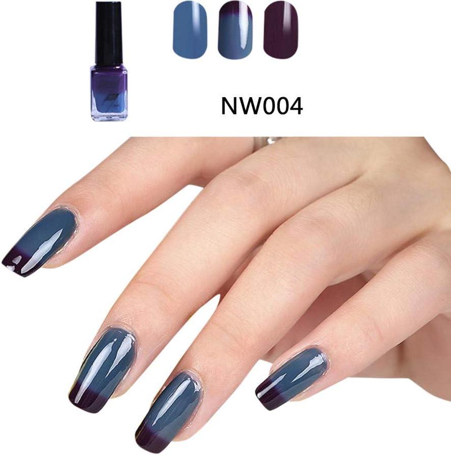 ❀ higlles esmalte de uñas Gel Semi Permanente paillette Burdeos Soak Off UV LED Gel Nail Polish Nail Art clásica Collection: Amazon.es: Belleza