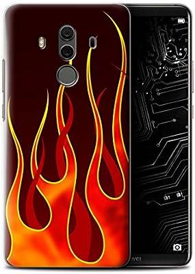 Stuff4® ® Phone Case/Cover/Skin/huagp de CC/Flame Paint Job ...