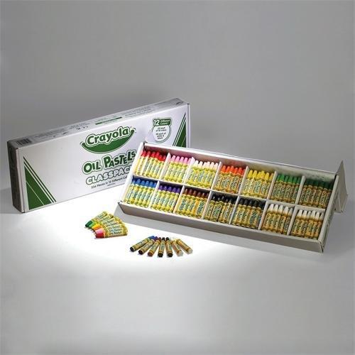 Crayola 524629 Oil Pastels