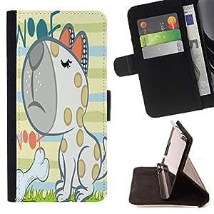 Dragon Case - FOR Sony Xperia Z1 L39 - Seeing is believing - Caja de la carpeta del caso en folio de cuero del tir¨®n de la cubierta protectora Shell