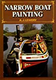 Narrow Boat Painting, A. J. Lewery, 0715367714