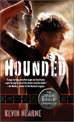 hounded the iron druid chronicles audiobook download