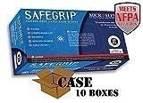 Microflex - SafeGrip Powder-Free Latex Exam - Case Size Large