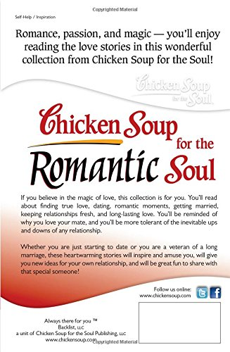 Chicken Soup For The Romantic Soul Pdf