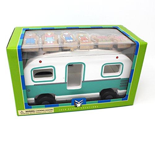 Jack Rabbit Creations  Magnetic Glamper Camper