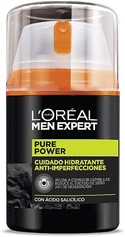 Loreal - En expertpuro poder hidratante 50 ml: Amazon.es: Belleza