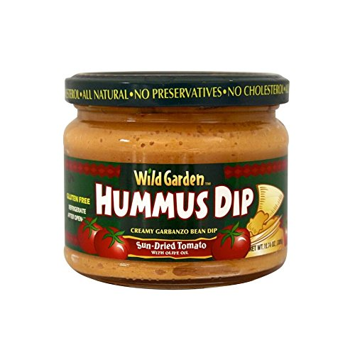 (All Natural Wild Garden Sun Dried Tomato Hummus - 10.74oz)